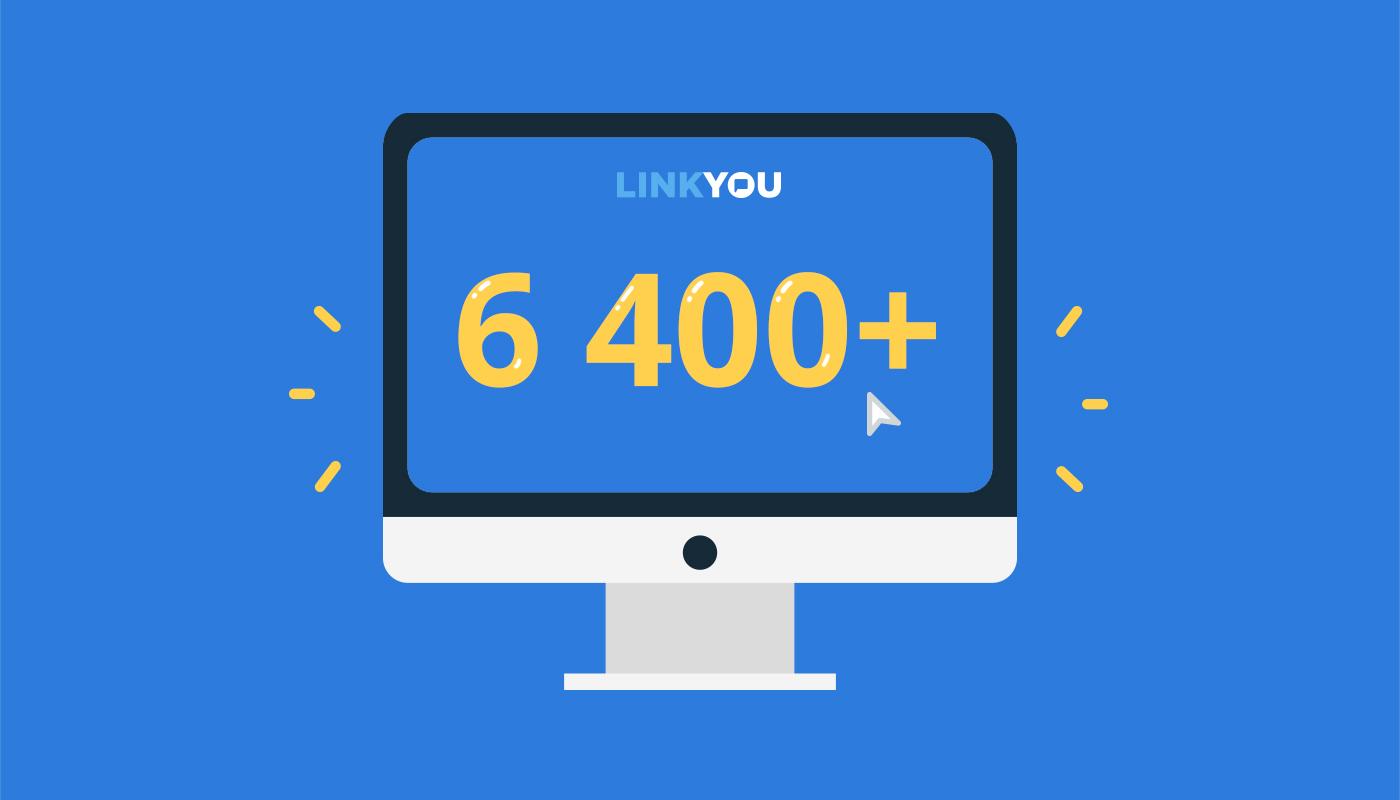 Like you - 6400